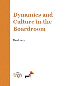 NACD Directorship 2020: Dynamics and Culture in the Boardroom Cover