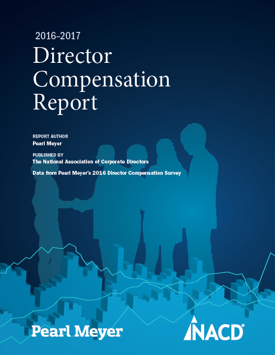 2016-2017 Director Compensation Report Cover
