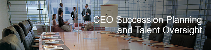 CEO Succession Planning & Talent Oversight Resourc