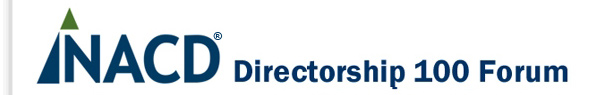 NACD - National Association of Corporate Directors
