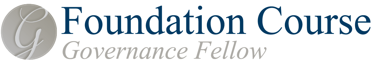 NACD Governance Fellowship Logo